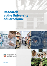 Research at the University of Barcelona (2016)